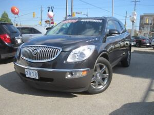 2010 BUICK ENCLAVE CXL2 | Leather • Fully Loaded •