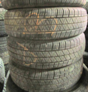 Dunlop Ensave 01A/S 14 INCH-165.65.14=70% THESE ARE 4 TIRES. CAN