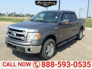 2014 Ford F-150 4WD SUPERCREW X