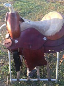 "Western Saddles, 14.5"" & 15"""
