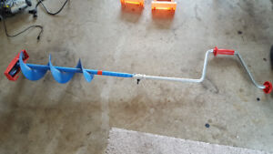 """8"""" Ice Auger"""