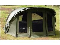 jrc extreme tx bivvy 2 man only used twice