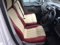 Vw t5 combo seats complete front rear