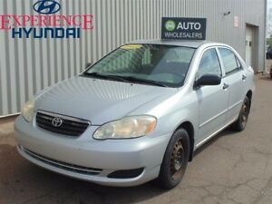 2005 Toyota Corolla LE THIS WHOLESALE CAR WILL BE SOLD AS TRADED