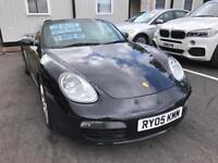 ***PORSCHE BOXTER 2.7 CONVERTIBLE ONLY 57,000 MILES IMMACULATE***