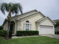 Gorgeous 4 Bedroom Home in Glenbrook Resort, Clermont, Florida