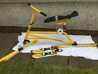 Brenter Snowbike F6 / Ski Bob