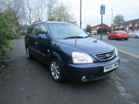 Kia Carens 2.0 CRDI LE (blue) 2006