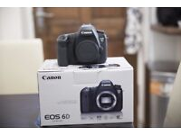 Canon 6D Boxed