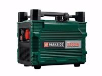PARKSIDE 1200W SUITCASE INVERTER GENERATOR---BRAND NEW BOXED