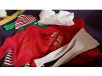 Baby girls Christmas bundle