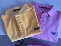 Men's Superdry Poloshirts