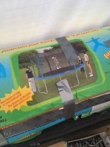 14ft Trampoline For Sale