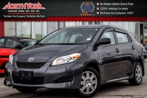 2013 Toyota Matrix Keyless_Entry|AC|Power Opts.|Traction Control