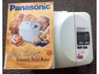 Panasonic sd206 breadmaker