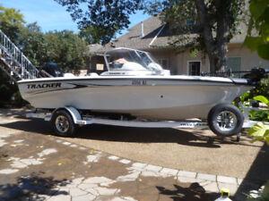 Aluminum Fishing Boat - TRACKER TUNDRA, 1800