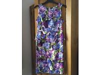 Hydrangea dress size 14