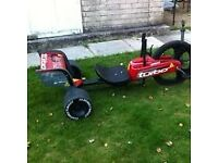 TURBO TWIST 360 PEDAL GO KART