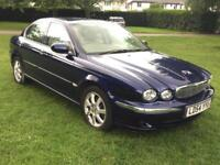 2005 Jaguar X-TYPE 2.0D SE + MOT 26/01/2018+FSH+LOW MILES 86K