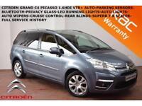 2011 Citroen Grand C4 Picasso 1.6 e-HDi (110bhp) VTR+ AUTO-BLUETOOTH-P. SENSORS-