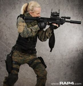 Looking for Female Paintball Team Players