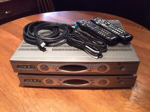 Shaw Cable boxes