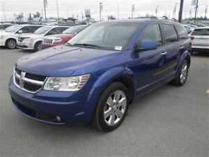 2010 Dodge Journey R/T AWD Nav Dvd Heated Leather