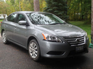 2013 Nissan Sentra SV Sedan - Low Mileage