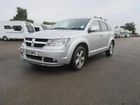 2010 10 DODGE JOURNEY 2.0 CRD SXT 5D 138 BHP DIESEL