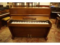 Vintage over strung upright piano - Schoenberg - Tuned & UK delivery available