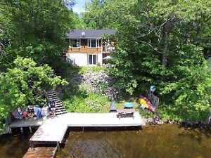 WATERFRONT RETREAT! 2Bdr Home/Cottage- Brad Sinclair Flat Rate
