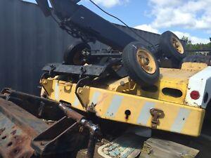 Boite wheel lift  a vendre sur demande