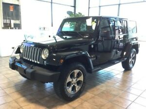 2016 Jeep Wrangler Unlimited Sahara NAVIGATION! CRUISE CONTRO...
