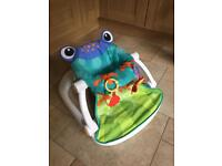 Fisher Price Rainforest Sit Me Up