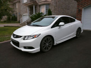 2013 Honda Civic Si Coupe (2 door) HFP Edition