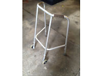 Zimmer Frame, Crutches, Bath Stool