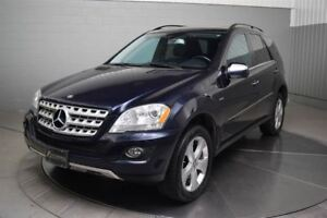 2010 Mercedes-Benz M-Class ML350 BlueTEC 4MATIC A\C MAGS TOIT CU