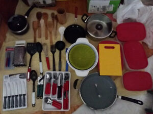 Selling my kitchen tools