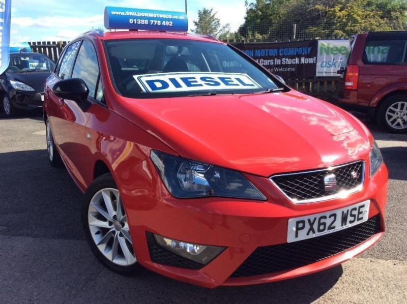 2012 Seat Ibiza 1.6 TDI CR FR ST 5dr