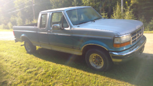 1992 f150- located at Candle Lake