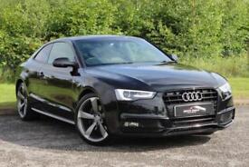 Audi A5 3.0TD ( 204ps ) Multitronic 2014MY Black Edition