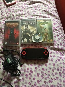 God of war psp with games!!