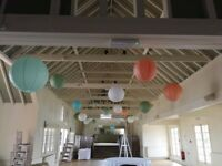 Paper Lanterns for Wedding/Party Decorations