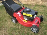 Mountfield HP164 Petrol Lawn Mower With RS100 Engine Fully Serviced 1st Time Easy Starting