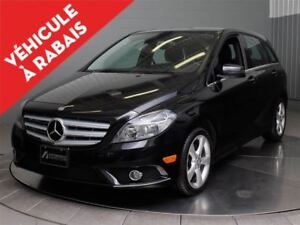 2014 Mercedes-Benz B-Class B250 SPORTS TOURER MAGS CUIR