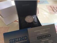SEIKO ANALOGUE SOLAR.Cal.V175 Watch £120