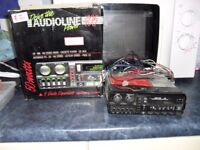 Audioline 450 car stereo radio and casset with a jack for cd