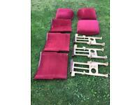 Vintage cinema seats -FREE!