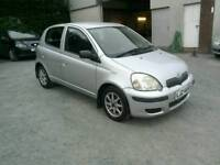 05 Dec Toyota Yaris 1.3 T3 5 door Moted 29/12/17 clean car Low ins ( can be viewed anytime)