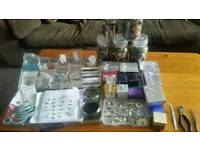 Massive jewellery making bundle everything you need plus extras over £200 worth of stock